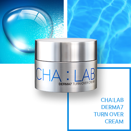 CHA:LAB DERMA7 TURN OVER CREAM
